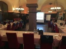 Schmetterling Dialogtour in Berlin