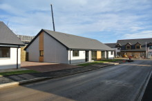 50 new affordable homes to be built in Elgin.