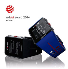 Polar V800 -harjoitustietokoneelle arvostettu Red Dot Award 2014 -muotoilupalkinto
