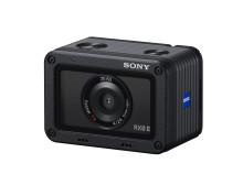 Společnost Sony představuje špičkový a mimořádně kompaktní model RX0 II – nejmenší a nejlehčí fotoaparát na světě