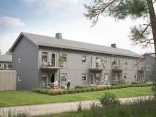 Gnesta växer med ytterligare 38 lägenheter från BoKlok