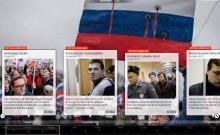 Årsdagen för protesterna på Bolotnajatorget uppmärksammas med lansering av tidslinje