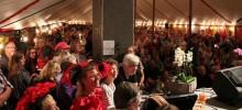 Ærø Harmonikafestival spiller på alle tangenter til 25 års jubilæet.