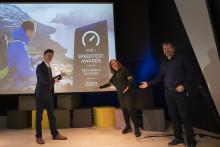 Telenor hedres for Norges beste mobilnett