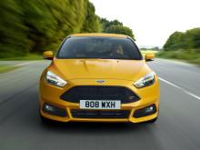 Ford avduker ny Focus ST: Større ytelser, mer kjøreglede