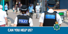 Re-appeal for information following firearms discharge and stabbing in Gateacre