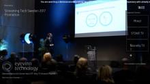 Eyevinn Technology demonstrerar teknologi för helt server-lös streaming av TV-kanaler