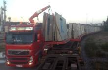 Lättklinkerbetong AB använder Green Cargos miljövänliga transporter