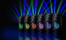 """Die fantastischen Vier: Mit den neuen Audio-Systemen von Sony wird jeder zum """"Party King"""""""