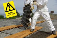 Flera larm på grund av brister vid renoveringar med asbestsanering