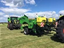 Pressinformation: Swedish Agro Machinery på Borgeby och personer tillgängliga för intervju