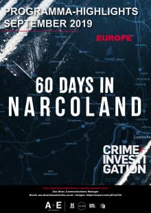 Crime+Investigation Programma- Highlights September 2019
