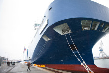 The film from the naming ceremony of MV Auto Energy is here
