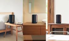 Mude a forma como ouve música em casa com as novas colunas sem fios  SRS-RA5000 e SRS-RA3000 da Sony