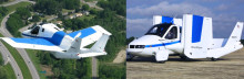 CEVT supports flying car development – Terrafugia coming to the sky for Geely