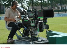 Weltpremiere: Sony zeigt 3D Highlights aus Südafrika auf dem FIFA Fan Fest
