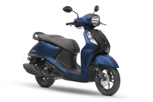 Yamaha Motor Launches Fascino Meeting New Indian Emission Standards - Trendy Styling with Strong Performance and Excellent Fuel Economy -