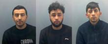Three men sentenced for burglary offences – Buckinghamshire