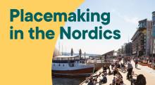 I dag lanseres håndbok i nordisk placemaking