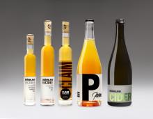 Livets Goda ger Brännland Ciders nya årgångar toppbetyg