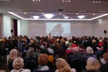 """Wir reden über Geld! Frauen Finanz Forum """"Rendite ist weiblich"""" auf dem Börsentag Frankfurt"""