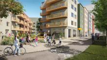 Startskott för Ikano Bostads 225 hyresrätter i Bäckby