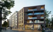 Riksbyggen vinner markanvisning för 45 bostadsrätter i Varberg