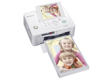 More ways to enjoy your memories with new Sony Photo Frames and Photo Printers