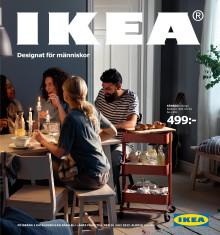 """Idag lanseras IKEA katalogen 2017 - """"Designat för människor"""""""