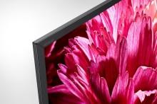 Seria de televizoare XG95 LED 4K HDR Full Array de la Sony va fi disponibilă în magazine din luna martie
