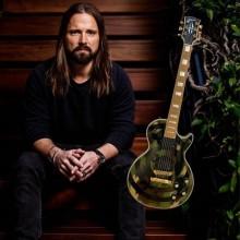Max Martin donerar gitarr till Rockklassikers auktion till förmån för MusikBojen