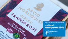 Arvid Nordquist ingår klimatpakt med Stockholms Stad