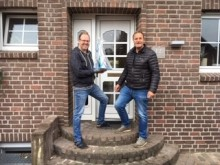 Unterstützer des Netzausbaus in Hartefeld surft nun mit Lichtgeschwindigkeit