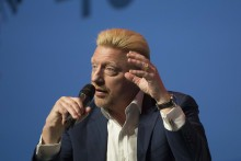 """""""My career has taken a toll on my body, but it's a price I'd be willing to pay again,"""" says Boris Becker at the Discovery Vitality Summit."""