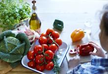 Tendens: Mindre kød og mere grønt