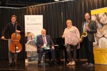 """""""Jeder Ton ein Fest!"""" - Westfalen Weser Energie-Gruppe  präsentiert familiäres Musikerlebnis in Kirchlengern"""