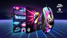 SteelSeries przedstawia nową limitowaną edycję sprzętu - CS:GO Neon Rider