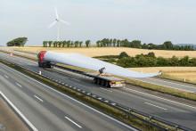 Historisk interesse for støtte til grøn energiteknologi