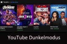 3 Tipps für die Aktivierung des YouTube Dunkelmodus