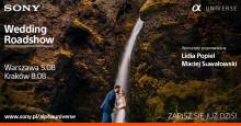 Letnia edycja Sony Wedding Roadshow
