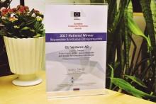 GU Ventures tilldelas EU-pris för sitt ansvarsfulla och inkluderande entreprenörskap