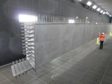 ZÜBLIN investiert in neue Vorstrahl- und Konservierungsanlage für den Stahlbau