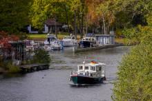 Erhalt der motorisierten Schiffbarkeit des Finowkanals erklärtes gemeinsames Ziel von Bund, Land, Landkreis und Kommunen
