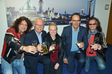Ein facettenreiches Wochenende in Leipzigs Innenstadt: 25. Leipziger Stadtfest vom 3. bis 5. Juni 2016