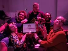 Spel från högskolestudenter vann pris på Swedish Game Awards