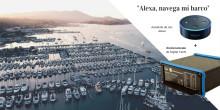 Navegar con Alexa, el asistente de voz de Amazon, ya es posible con Digital Yacht