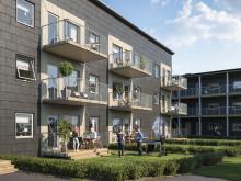 BoKlok planerar att bygga 32 bostadsrätter i Staffanstorp