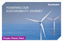 AkzoNobel announces first wave of sustainability ambitions for 2030