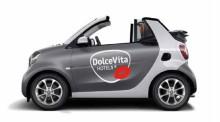 Nachhaltige Ferien: Fünf neue E-Smarts für die DolceVita Hotels