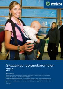 Swedavia Resvanebarometer 2011